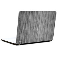 Pics And You Wooden Finish Grey 3M/Avery Vinyl Laptop Skin Sticker Decal - TX025