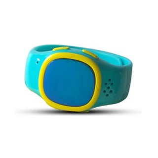 Traikoo Spatch Blue phone in a watch for kids  with GPS tracker