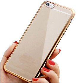 Snaptic Soft Electro Gold Plated Back Cover for LeTV Le 1S