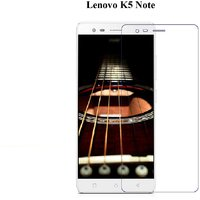 SpectraDeal High Quality 2.5D Curve Tempered Glass For Lenovo K5 Note Sg001