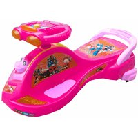 suraj baby frog shape with back support musical light magic car for your kids