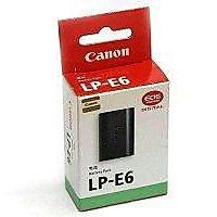 Brand New Canon Battery Lp-E6 Camera Battery