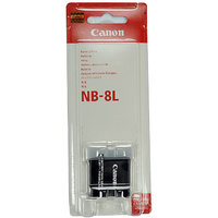 Canon NB-8L DIGITAL CAMERA BATTERY For Canon A3100 IS, A3000 IS + Warranty