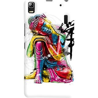 FurnishFantasy Back Cover for Lenovo A7000 Turbo (Multicolor) MOC-Lenovo-A7000-Turbo-0016