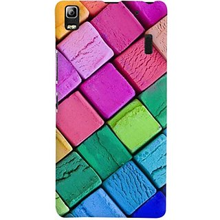 FurnishFantasy Back Cover for Lenovo A7000 Turbo (Multicolor) MOC-Lenovo-A7000-Turbo-0483