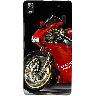 FurnishFantasy Back Cover for Lenovo A7000 Turbo (Multicolor) MOC-Lenovo-A7000-Turbo-0634