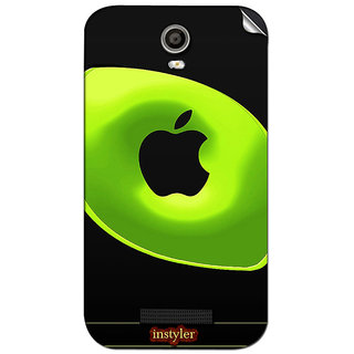 Instyler Mobile Skin Sticker For Micromax Canvas Juice 2Aq5001 MSMMXCANVASJUICE2AQ5001DS-10009 CM-3529