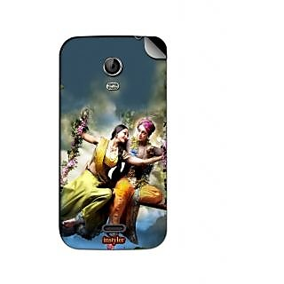 Instyler Mobile Skin Sticker For Micromax Canvas Turbo Minia200 MSMMXCANVASTURBOMINIA200DS-10153 CM-793