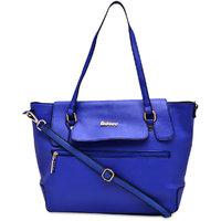 Adore London Blue Handbag (AL106-Blue)