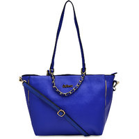 Adore London Blue Handbag (AL108-Blue)