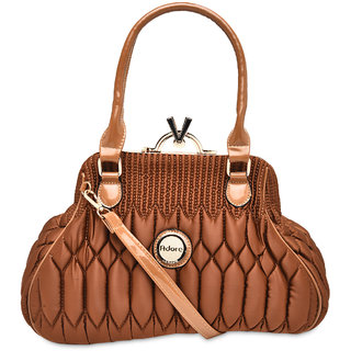 Adore London Brown Handbag (AL15072-Brown)