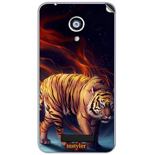 Instyler Mobile Skin Sticker For Micromax Canvas Spark Q380 MSMMXCANVASSPARKQ380DS-10020 CM-980