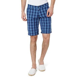 Hammock Checkered Mens Burmuda Shorts (H21C35J507)