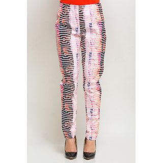 Oxolloxo Womens Multicolour Pants