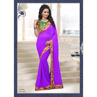 dd2c82d998 Buy Shree Laxmi Creation Bagni Georgette Saree Online @ ₹999 from ...