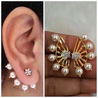 earcuff american diamond