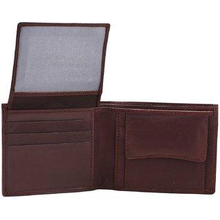 BW Brown Mens Wallets
