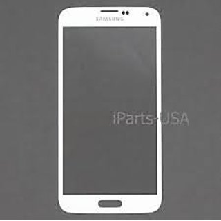easyshop1515 replacement outer glass for samsung galaxy s5 white