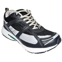Liberty Black Running Sport Shoes