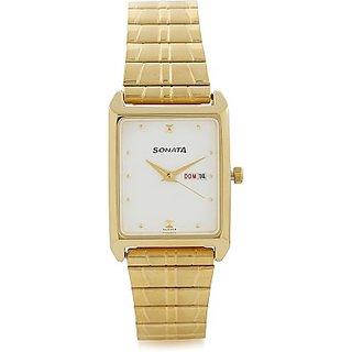 Sonata 7007YM03 Analog Watch - For Men