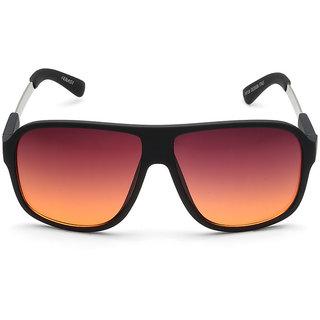 Rico Sordi Orange Aviator UV Protection Sunglass For Men (RSSG015)