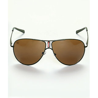 56f612826e Buy Yepme Green and Brown Aviator Sunglasses (YPMSGN0041) Online ...