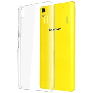 Back Cover For Lenovo A7000 Transperant