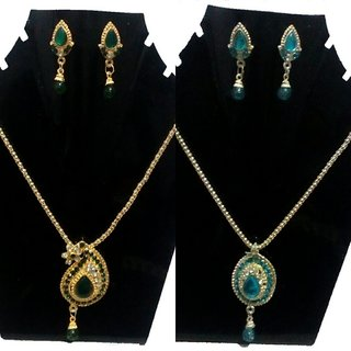 The Jewellery Empire Combo of Neckless Sets