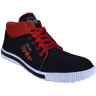 Shoe Striker Black Casual Shoes