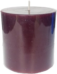 Chocoholic  Scented Pillar Candle  PC002