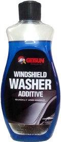 Windshield Washer Additive - GetSun 500ml Anti Mist  Anti Freeze Liquid Cleaner