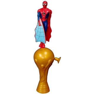 Spiderman Spin And Launch Toy