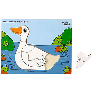LET'S COMPLETE PICTURE - DUCK