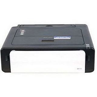 Richo laser printer without cartidge