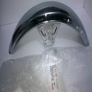yamaha rx100/rx135 front fender or mudguard