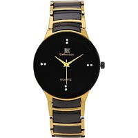 Iik Collection IIK013M Round Shaped Analog Watch - For Men