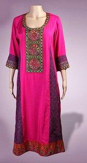 Heenaz Fashions Cotton kutis multicolour