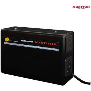 MONITOR Voltage Stabilizer for LED TV Upto 55 inch /3 Amps Others