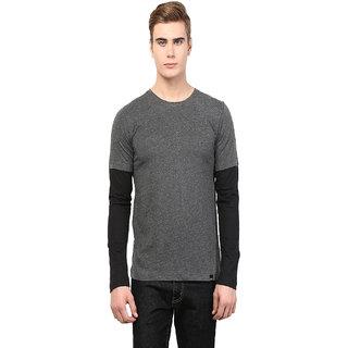 Rigo Men's Multicolor Round Neck T-Shirt