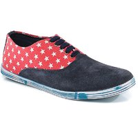 Spunk Men Navy Casual Shoes