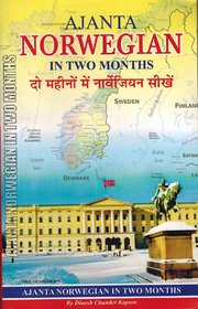 Ajanta Norwegian in Two Months through the medium of Hindi-English