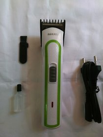 MAXEL Rechargeable Professional Hair Trimmer Razor Shaving Machine (8009)