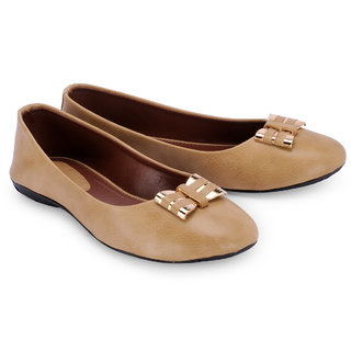Nell Women's Beige Bellies