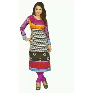 women and girls desighner kurta material