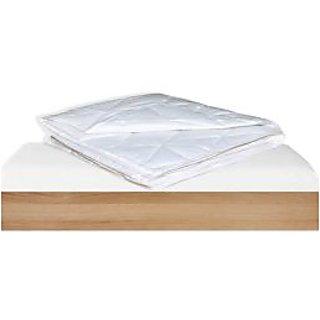 Sleeprest Fiber Single Size  Mattress Protectur