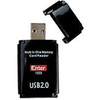 Enter Multi Card Reader And Writer E-MC20
