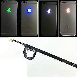 reputable site 649e9 a79c9 Replacement Colorful Glow Light Back LED Logo Light for Apple iPhone ...