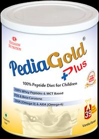 Pedia Gold Plus Vanilla 400Gm
