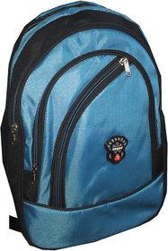 Apnav Black-Blue School Bag