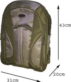 Apnav Green School Bag